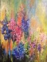 Wild Flowers 105 x 80