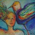 Two Birds 100 x 100